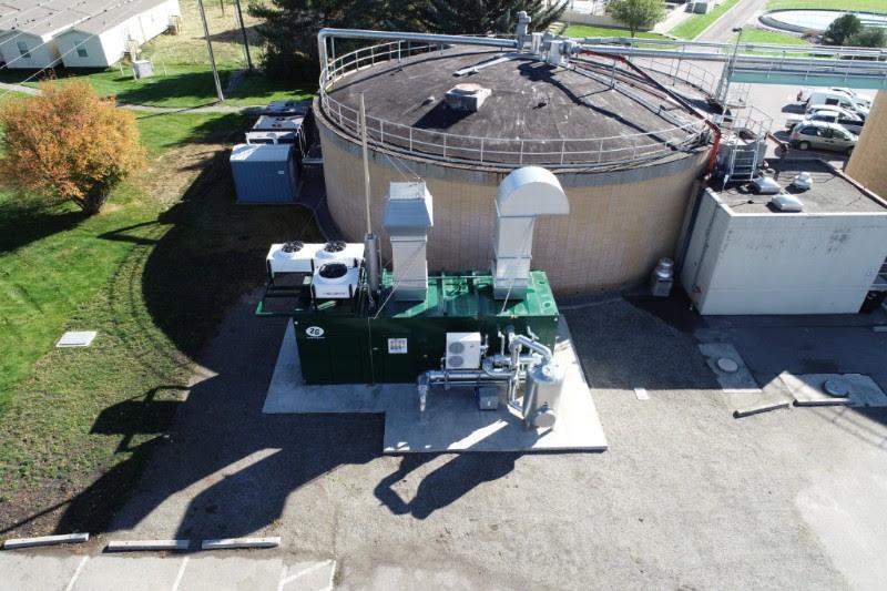 Renewable CHP Energy